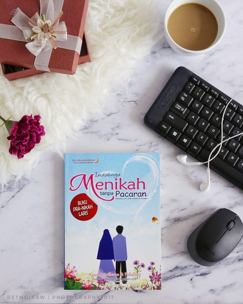 Buku indahnya menikah tanpa pacaran